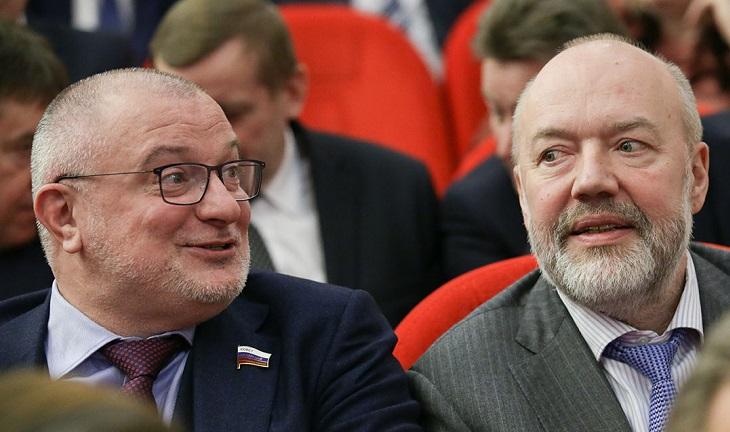 Депутаты: От власти в России и имущества на Западе отказываться не собираемся.