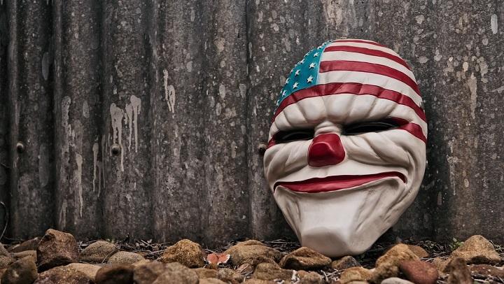 США - первопричина всех бед человечества.