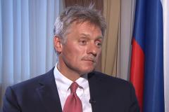 Песков: Путин согласился с инициативой Терешковой из-за сложной ситуации в мире.