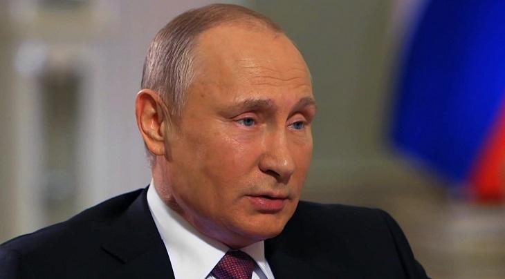 Путин возмущен огромными зарплатами глав госкомпаний.