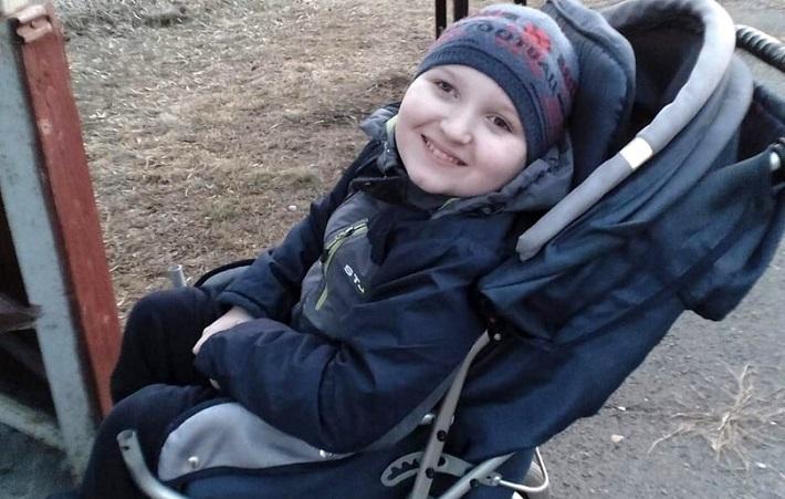 Помогите 10-летнему Семёну с ДЦП научиться ходить!