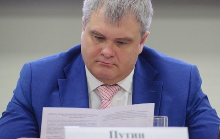Роман Путин. Фото: ura.news