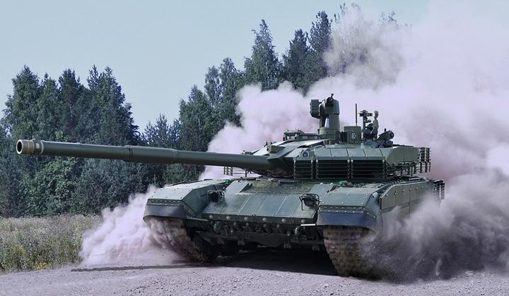 В рейтинг лучших танков мира вошли два российских танка.