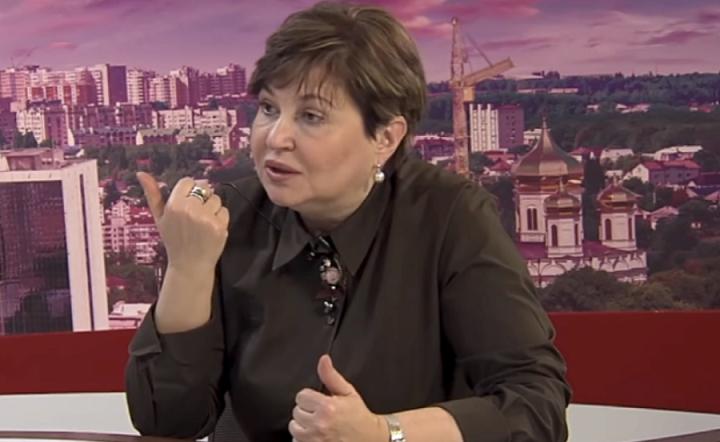 Ирина Санникова. Фото из открытых источников.