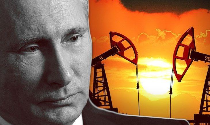 Путин за сокращение добычи нефти и удобную для России цену на нее.