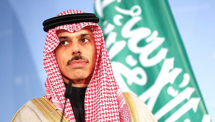 Принц Фейсал бен Фархан Аль Сауд. Фото: vesti.ru