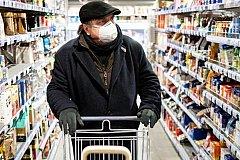 Из-за коронавируса цены на продукты могут подняться на 20%.