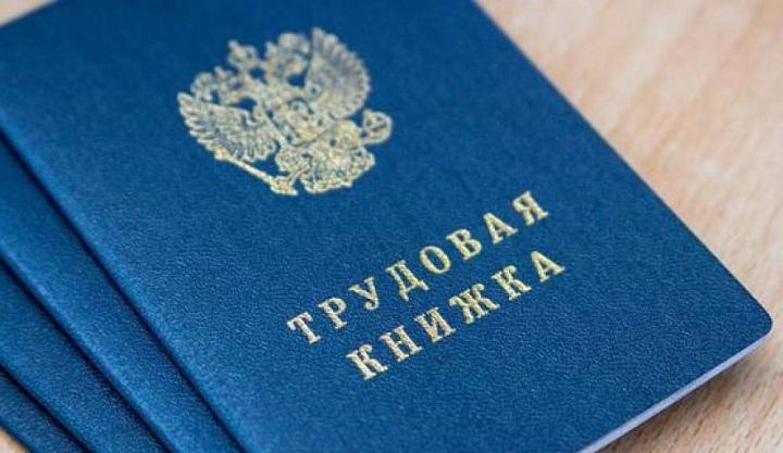 Правительство одобрило законопроект об электронных трудовых книжках.