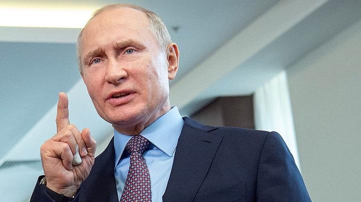 Путин пригрозил чиновникам за безответственное отношение в борьбе с пандемией.