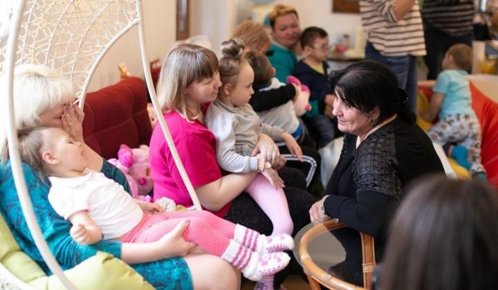 Год добрых дел: детский хоспис в Омске отмечает первый день рождения. фото 5