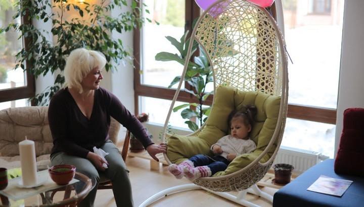 Год добрых дел: детский хоспис в Омске отмечает первый день рождения. фото 3