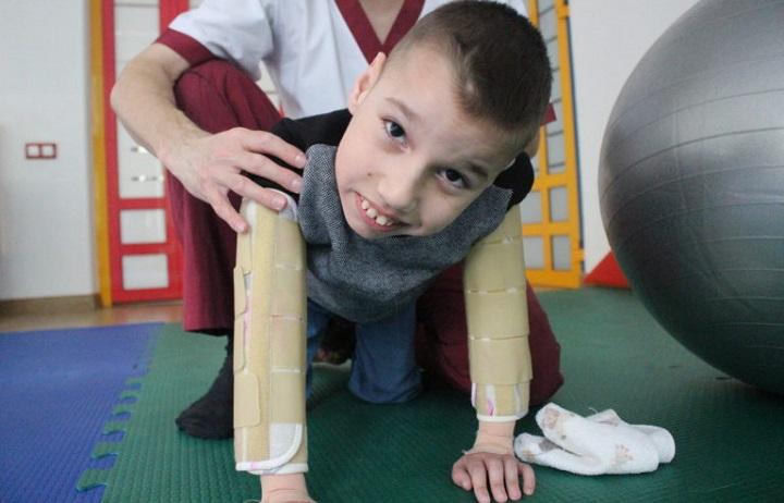 Год добрых дел: детский хоспис в Омске отмечает первый день рождения.