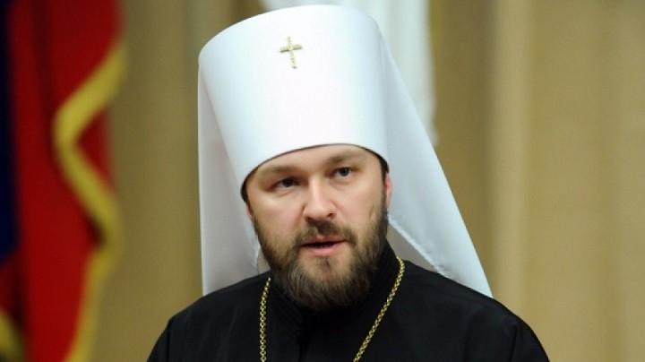 Митрополит Иларион. Фото: iz.ru