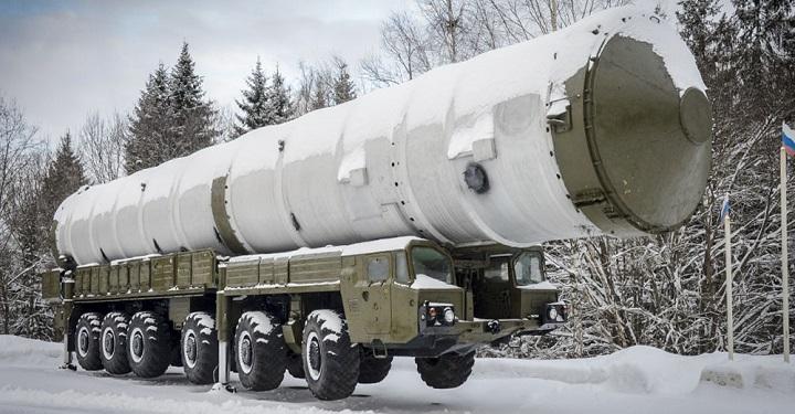 Россия укрепляет свой космический купол.