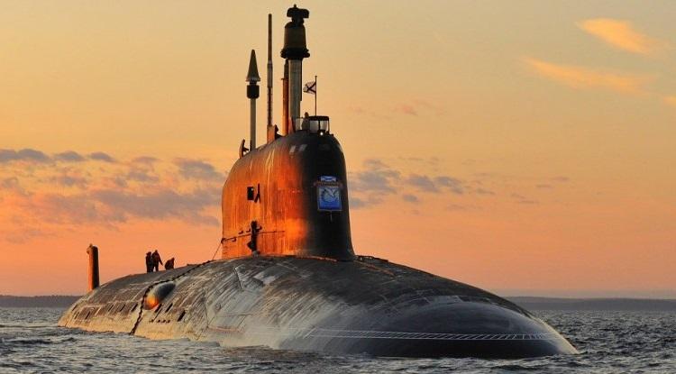 Эксперты заявили о неспособности флота США обнаружить АПЛ «Ясень».