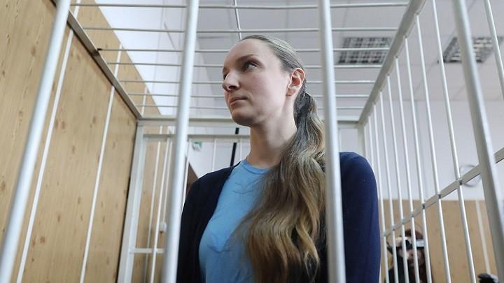 Екатерина Глушакова. Фото: ТАСС.