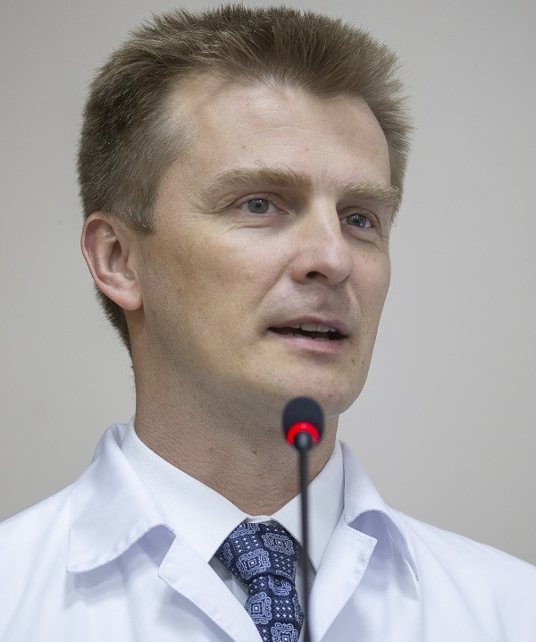 Главный психиатр Ставрополья и СКФО: Олег Боев. Фото автора.