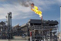 Россия сократила добычу газа.