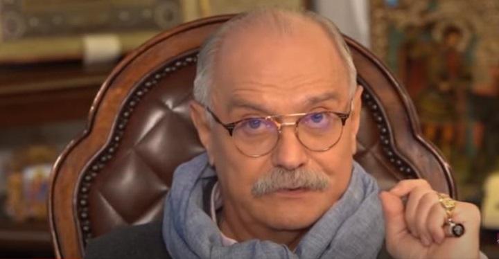 Михалков выступил против вакцины Гейтса под номером 666.