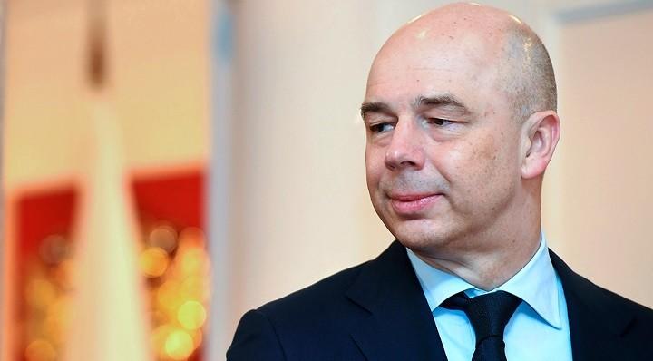 Глава Минфина Антон Силуанов. Фото: РБК