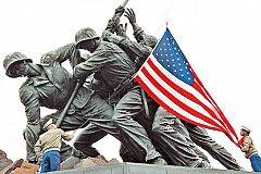 В США история Второй мировой войны начинается с советского вторжения.
