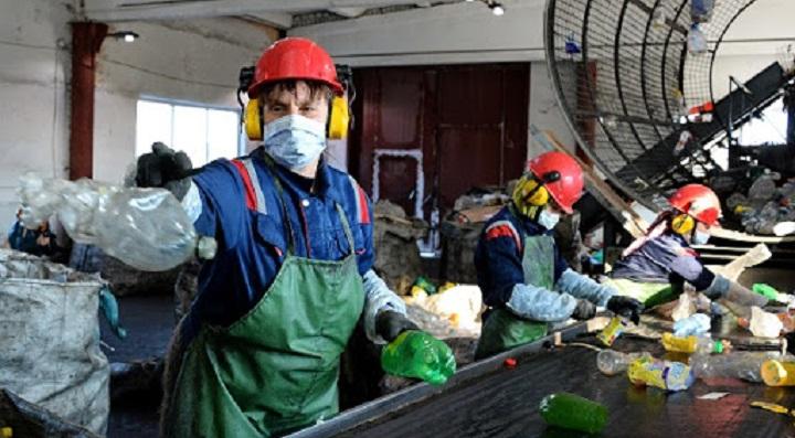 25 заводов по утилизации отходов будут построены в России.