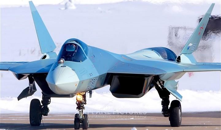 Испытания подтвердили боевые возможности и надежность Су-57. фото 2