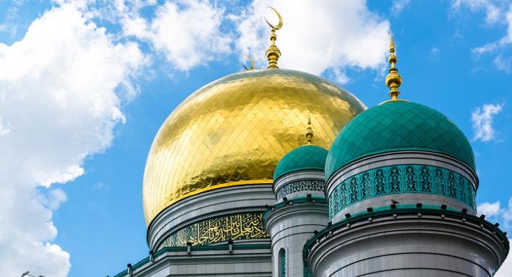 Путин поздравил с праздником Ураза-Байрам мусульман России.