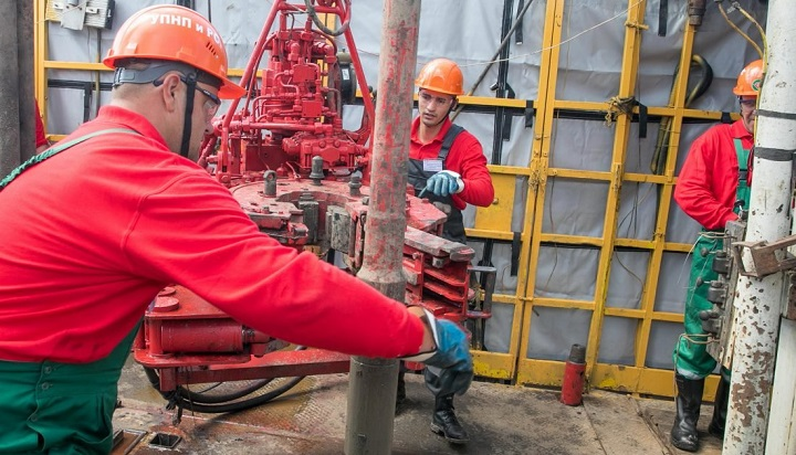 На территории Белоруссии открыты два месторождения нефти.