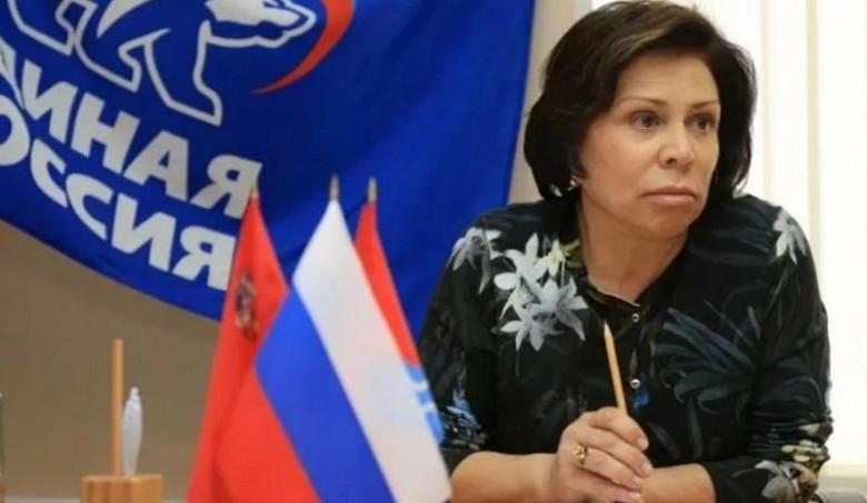 Депутат-фигуристка Роднина недовольна недовольными россиянами. фото 2