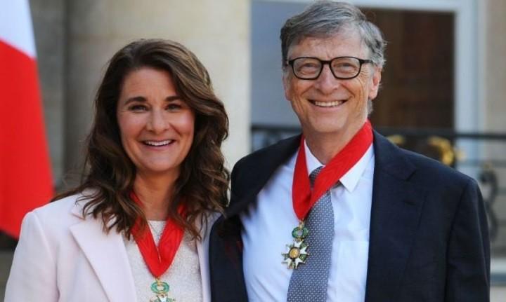Билл и Мелинда Гейтс. Фото: biographe.ru