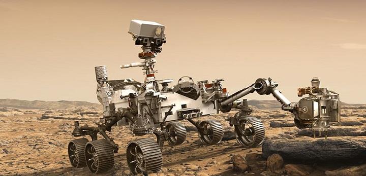 Жизнь на Марсе? Познакомьтесь с новым ровером построенным для того чтобы дать нам ответ.