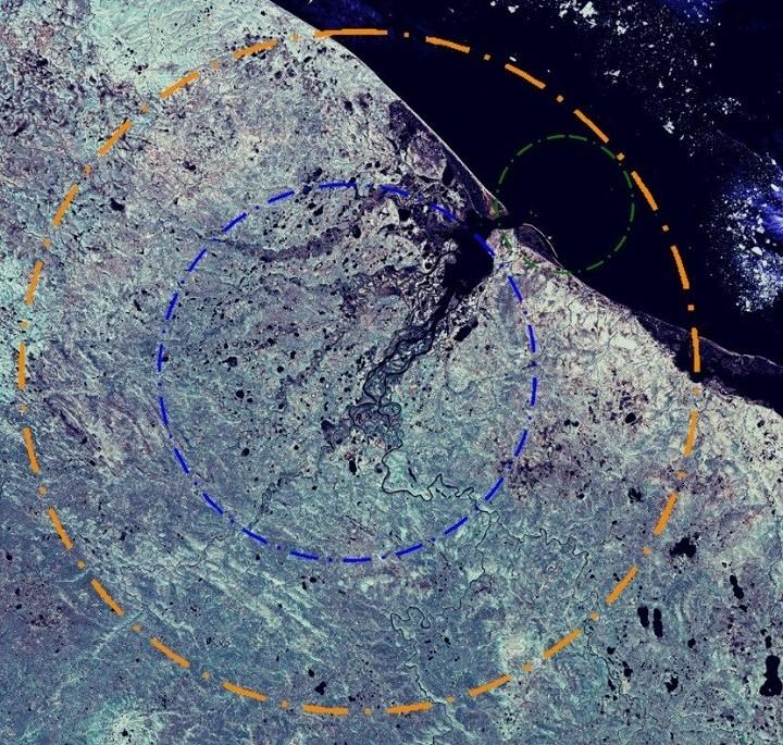Карский кратер