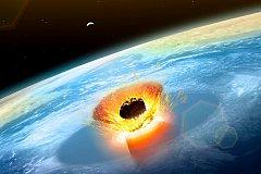 Десять самых больших ударных кратеров на Земле.