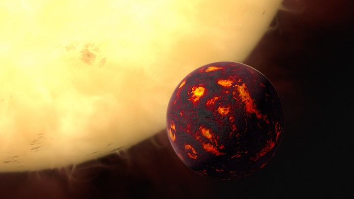 Спутник размером с портфель обнаружил планету.