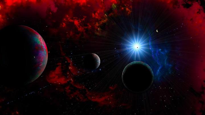 Первые звезды во вселенной образовались раньше, чем предполагалось.