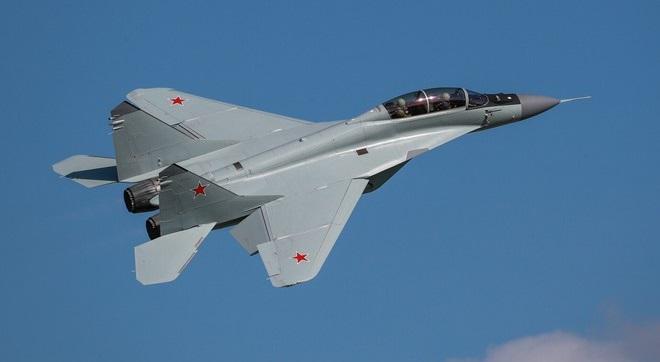 В новейшем МиГ-35 все создано в помощь летчику.