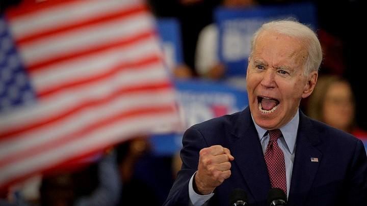Джо Байден. Фото: Reuters