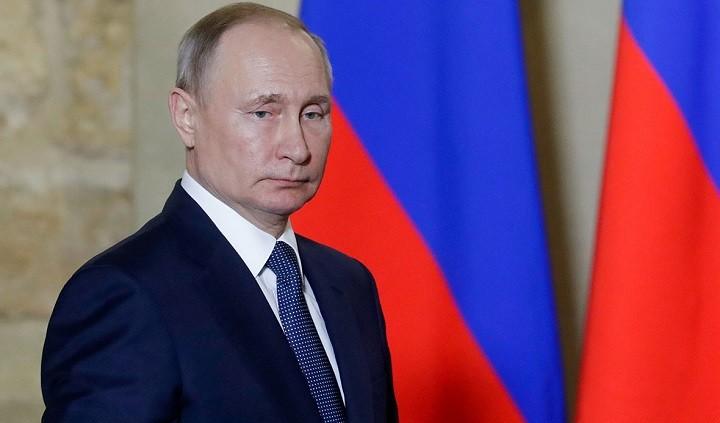 Путин начал борьбу с отмыванием денег в России. фото 2