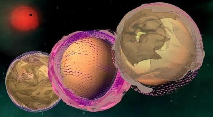 Исследования показывают, что запыленные планеты пригодны жизни. фото 2