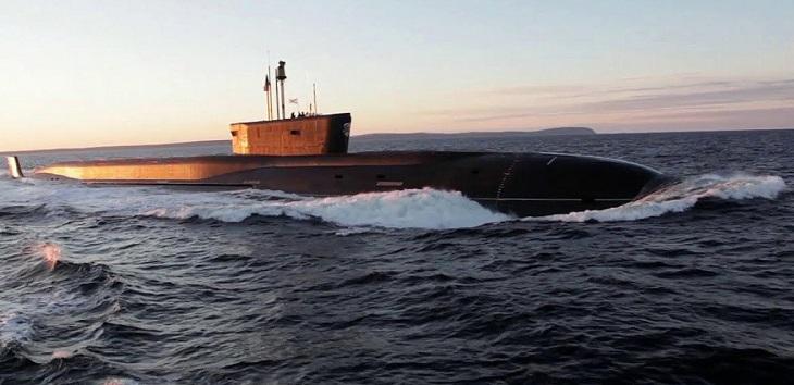 На День России в состав ВМФ России вошел «Князь Владимир».