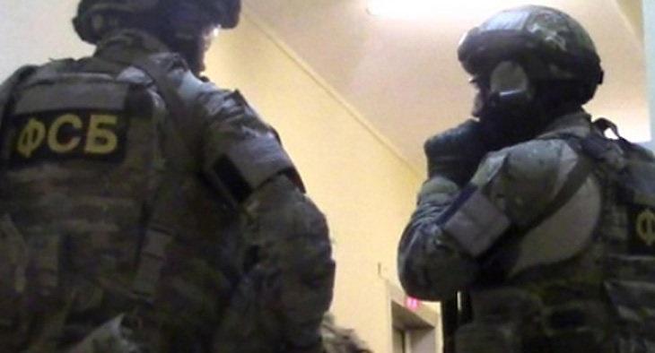 ФСБ задержала готовившего теракт школьника.