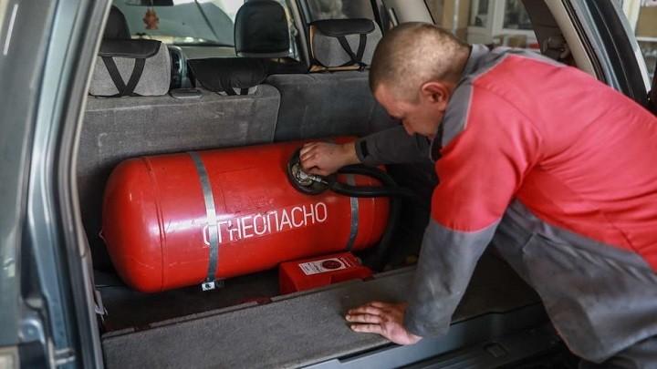 При переводе машин на газ 60% расходов правительство возьмет на себя. фото 2