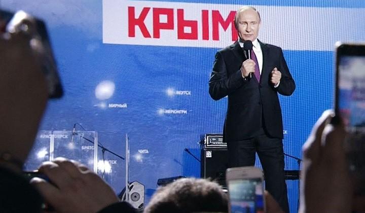 Путин: Крым всегда был нашим! фото 2