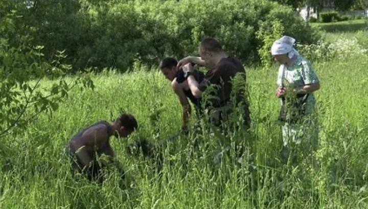 В колодце в Орловской области найдены останки детей убитых нацистами.