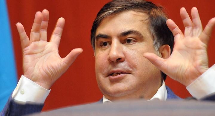 Саакашвили: Путин вонзил ногти мне в колено и угрожал. фото 2