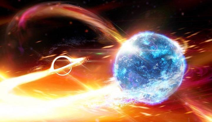 Обнаруженная большая нейтронная звезда взволновала мир астрономии.