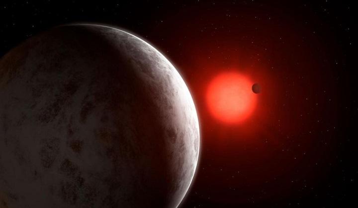 Недавно найденная «супер-Земля» несет подсказки об атмосфере инопланетных миров.
