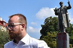 Инициатор сноса памятника Коневу в Праге обвинил в этом Россию.