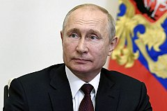 Путин: Понимаю граждан, кто проголосовал против.